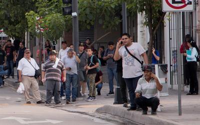 Las clases en todos los niveles y modalidades educativas fueron suspendidas en esta capital del estado de Sinaloa, hasta nuevo aviso, debido a la alta inseguridad que se registró.