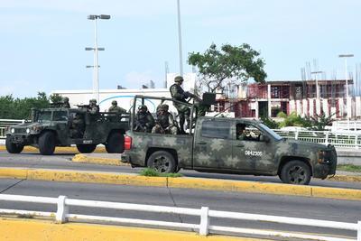 Las alertas sobre disparos empezaron a circular en redes sociales hacia las 15:30 hora local (16:30 hora del centro de México) y pronto se generalizaron.