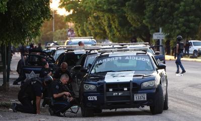 Culiacán se escuchaban en la noche disparos pero en esta ocasión eran ráfagas al aire, en festejo por la liberación de Guzmán López.
