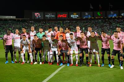 Santos y Xolos  Santos vs Tijuana  juego correspondiente a la jornada 14 de la apertura 2019 de la Liga MX en TSM Oficial - viernes 18 de octubre de 2019 21:06h