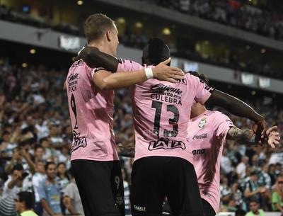 SANTOS VS  XOLOS JORNADA 14  Santos Laguna VS Xolos Tijuana jornada 14 del Torneo de Apertura 2019, Santos 3 Xolos 0
