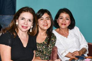 17102019 Luly, Miriam y Rocío.