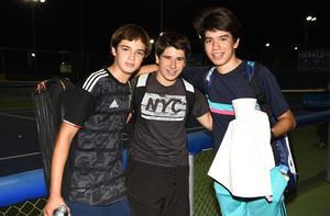 18102019 Juan Antonio, Eduardo y Jorge.