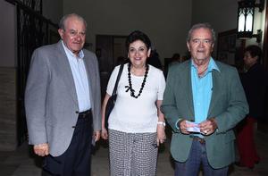 18102019 Marcelo Torres, Diana Godoy y Cruz González.