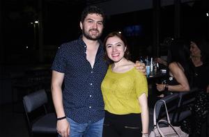 18102019 Gerardo Máynez y Raquel Reyes.
