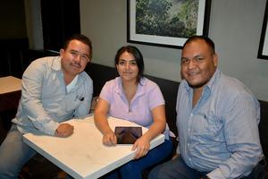 21102019 Rodolfo, Fer y Carlos.