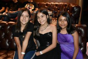 19102019 Gabriela, Lisa y Alma.