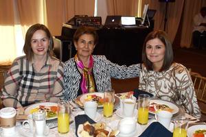 22102019 Margarita, Luisa y Paty.
