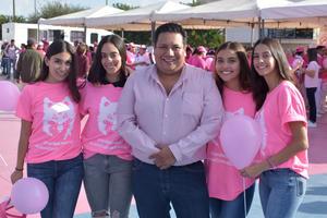 22102019 Betty, Fernanda, Marco Antonio, Miriam y Paola.