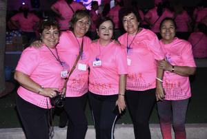 21102019 Elodia, Caro, Susy, Marce y Josefina.