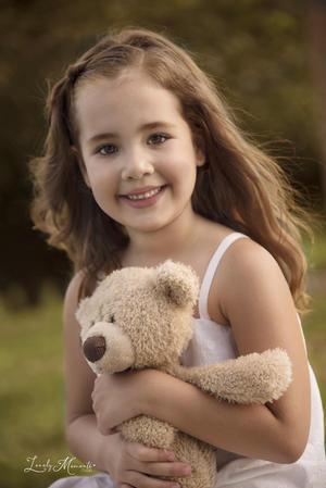 20102019 La pequeña Danna Villanueva Arredondo.- Lovely Moments Fotografía