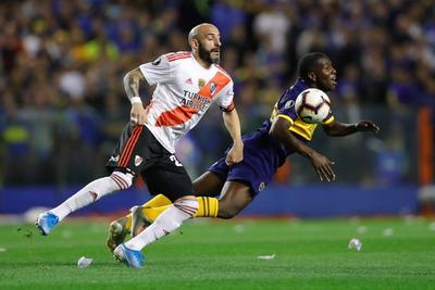 Pese a derrota, River va a la final de Libertadores