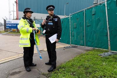 Es interrogado por el cuerpo policial de Essex.