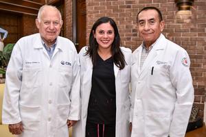 23102019 Sergio González, Lizeth Lara y Moisés Méndez.