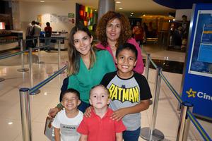 23102019 Jessica, Lily, Matías, Leonel e Ian.