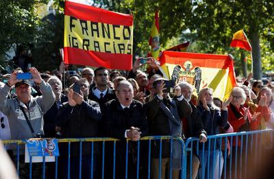 El acto atrajo las miradas no solo de España, sino también de la comunidad internacional.