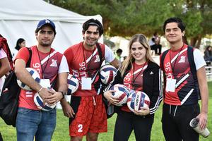 24102019 Alan Llamas, Fernando López, Karina Treviño y Paulo Barba.