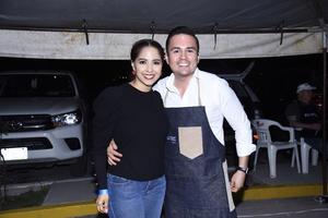 24102019 Marisol Adame y Pedro Almaraz.