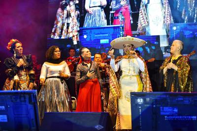 Laguneros recuerdan a Chavela Vargas en Festival Julio Torri 2019