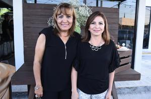25102019 Diana Hernández y Olga Goitia.