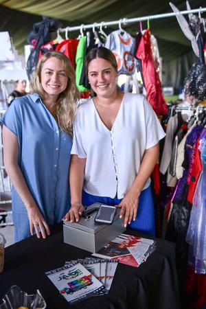 25102019 Gabriela Estrello y Gabriela Sáenz.
