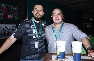 25102019 Emanuel Martínez y Julio Valdez.