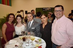 25102019 Margarita, Marifer, Toño, Yosy y Juan.