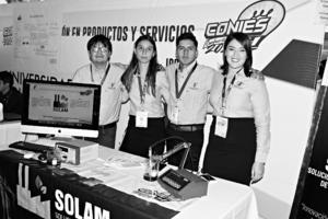 25102019 Francisco Augusto, Catalina Gallegos, Brandon Zavala y Vanessa Arroyo.