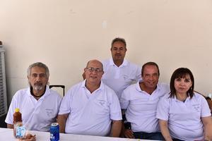 25102019 Gozan de torneo deportivo en reconocido club de la ciudad de torreón.