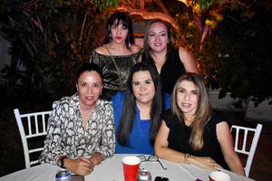 25102019 Lizeth, Karla, Claudia, Karla y Mirna.