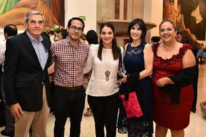25102019 Eduardo, Luis, Nuri, Ana Laura y More.