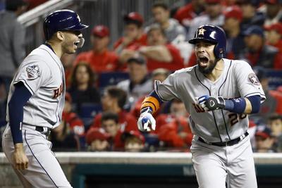 Astros empatan la Serie Mundial ante Nacionales