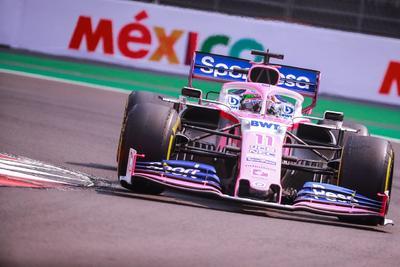 Lewis Hamilton se lleva el GP de México