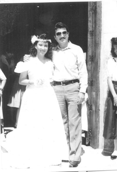 Ing. Ernesto Sánchez Moreyra (f) en el año de 1990.