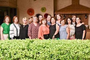26102019 EN SU JUNTA MENSUAL.  Club de jardinería Gardenia.