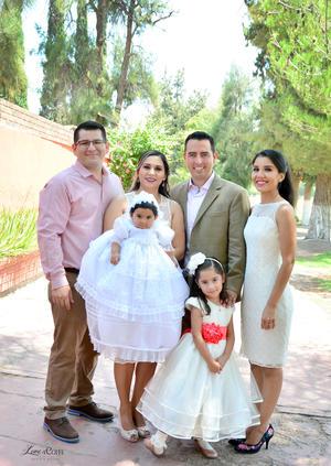 27102019 Familia Mendoza Contreras en el bautizo de Alejandra.- Estudio Love&Coffee