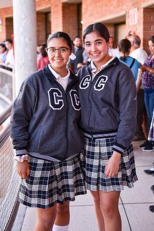 29102019 Karen Rodríguez y Paulina Máynez.