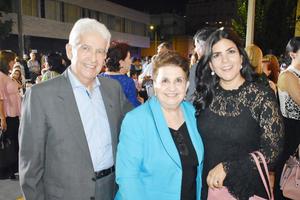 Jesus Salomon, Bedia y Gabriela