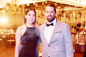 Cindy y Alejandro