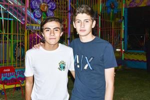 Diego y Luis.