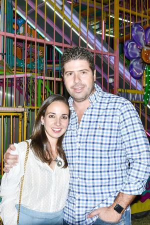 Lili y Arturo.