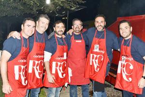 Mario,Luis,Alejandro,Pedro,Amado y Carlos
