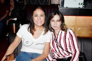 Laura y Brenda