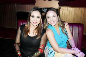 Maribel y Mónica.