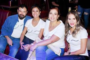 Victor, Sonia, Marijose y Adriana