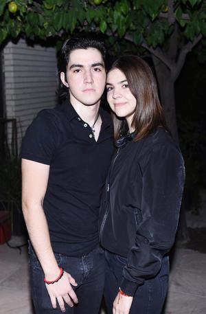Jimena y Andrés