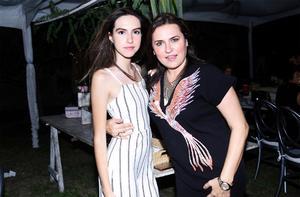 Mary Vázquez y Marla Querejeta