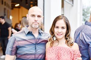 Gerardo y Sandra.