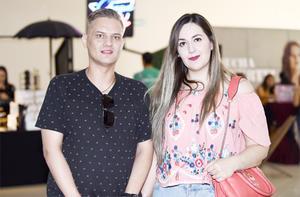 Liliana Franco y Jorge Esteban Sánchez