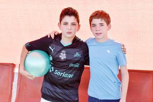 Eduardo y Marco.